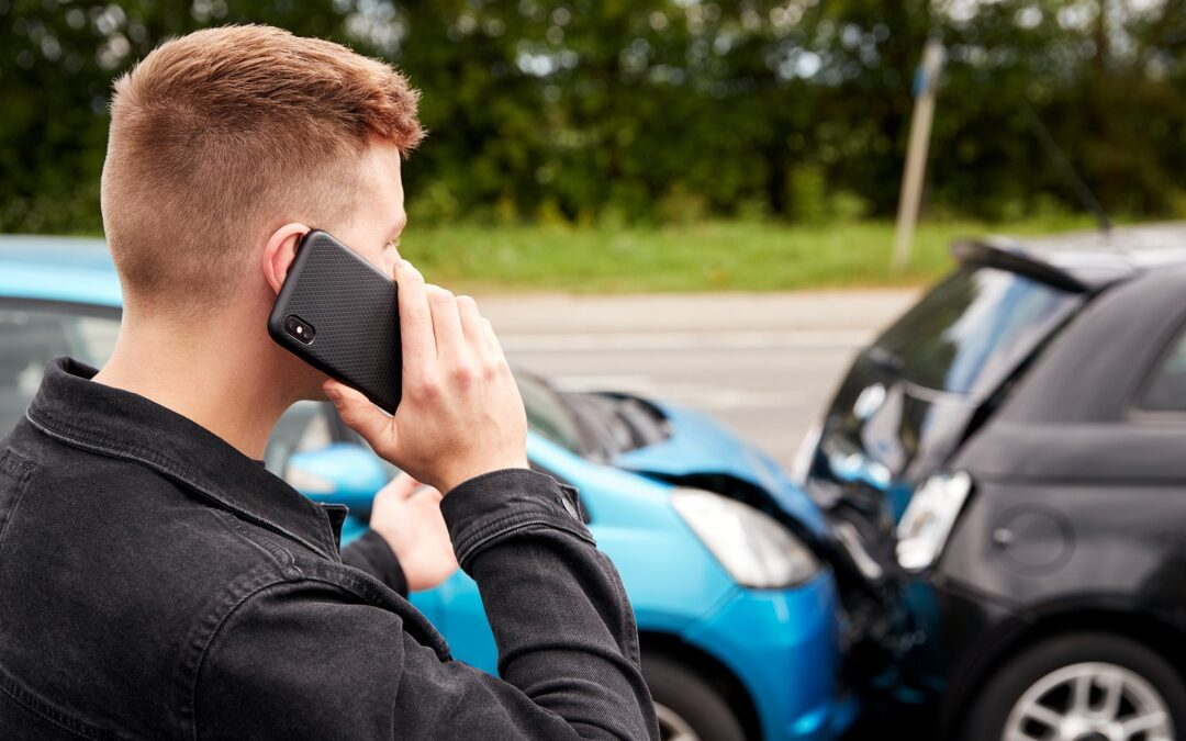 What to Do Following an Automobile Accident in Bend, Oregon